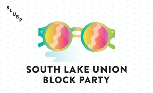 South Lake Union Block Party logo